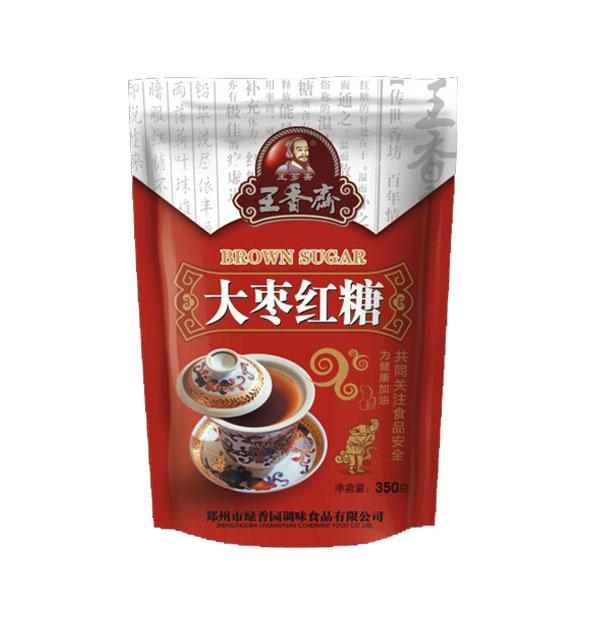 大枣红糖350g