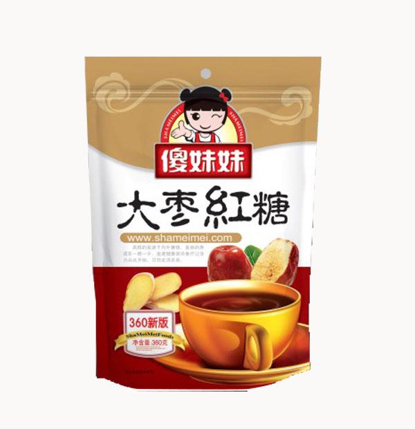 大枣红糖360g