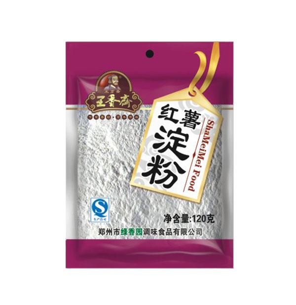 王香斋红薯淀粉