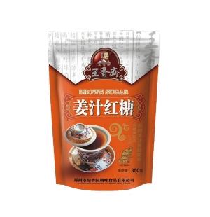 王香斋姜汁红糖