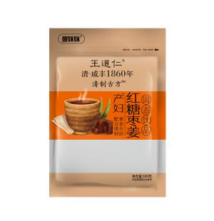 产妇红糖枣姜